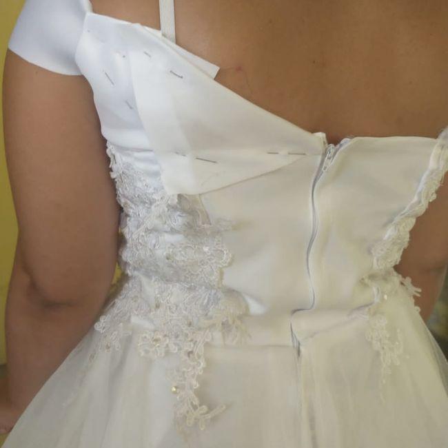 Vestido de Noiva da China - 1