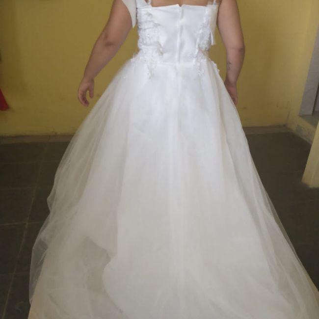 Vestido de Noiva da China - 3
