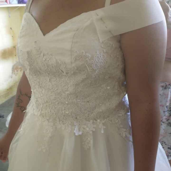 Vestido de Noiva da China - 2