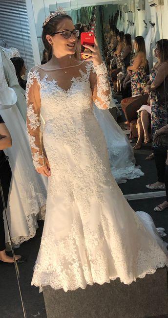 Me ajudem a escolher o vestido do Grande Dia 1