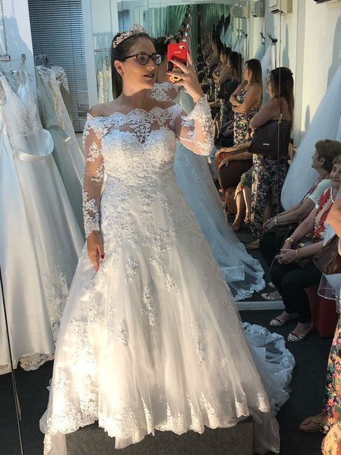 Me ajudem a escolher o vestido do Grande Dia 3