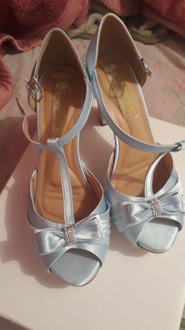 Meu Sapato chegou ❤❤ 1
