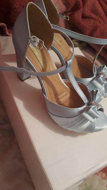 Meu Sapato chegou ❤❤ 2