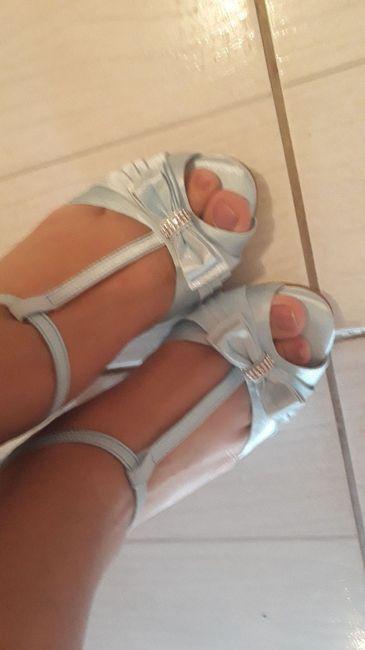 Meu Sapato chegou ❤❤ 3