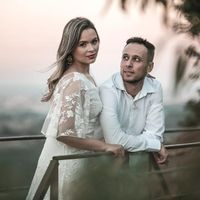 Vestido civil e pré wedding - 1
