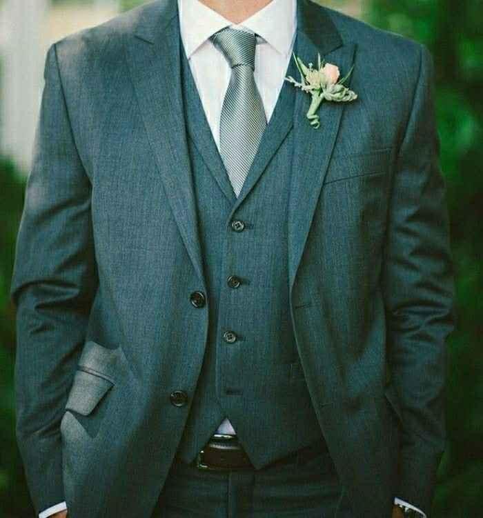 Ajudinha na Escolha do traje dos pais do noivo(a) - 1