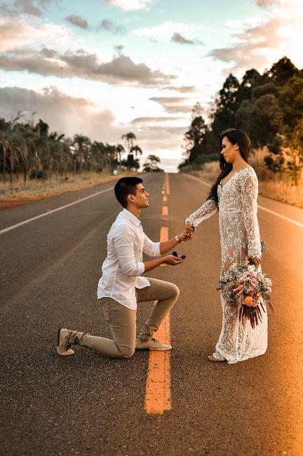 Surpreenderia o seu amor em uma seção fotográfica? 💍📸 1