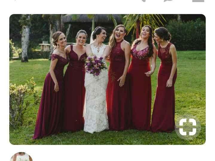 Uma noiva animada com as entregas dos convites dos padrinhos! - 2