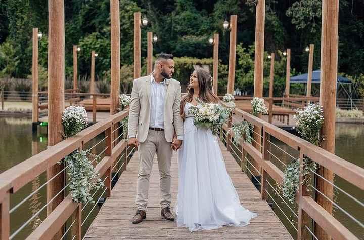 Fotografia do casamento 👰🏻♀️🤵🏻♂️ - 1