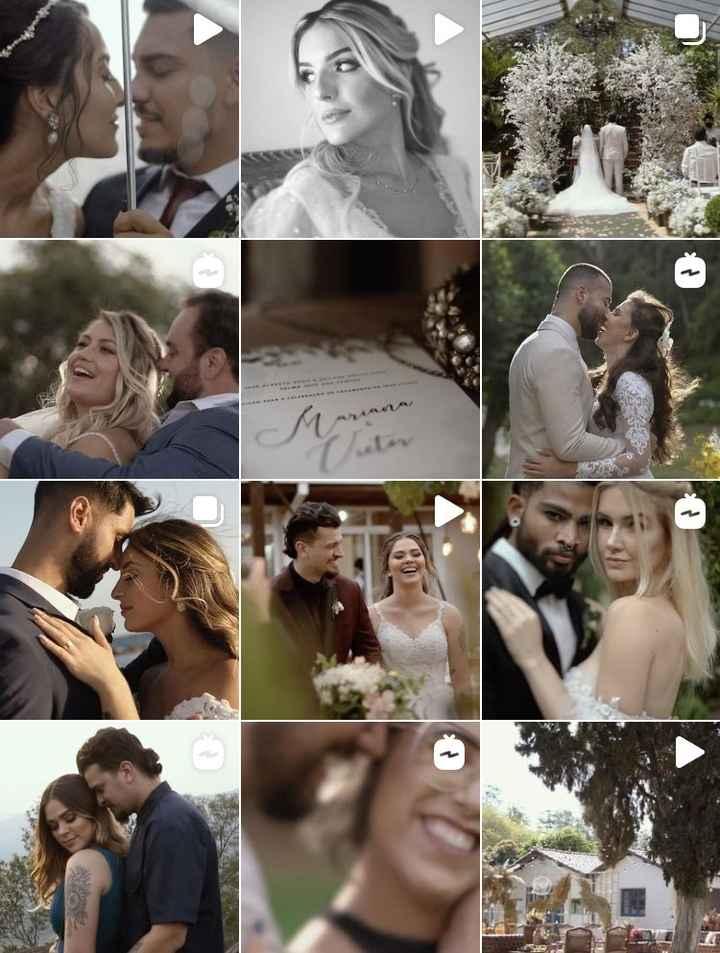 Filmagem de casamento ✨ - 1