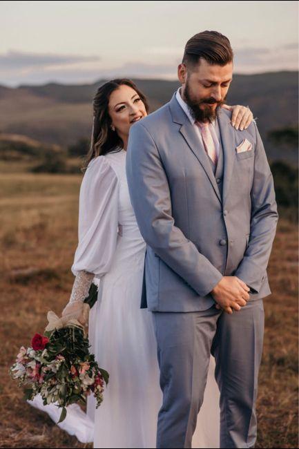 Caseeeeeiiiii!!!! 24.04.21 o elopement mais incrível 6