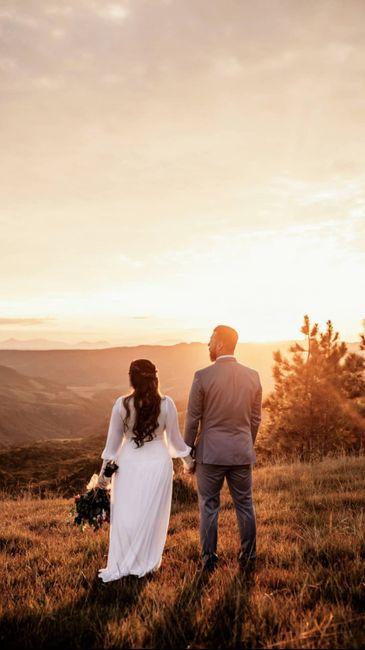 Caseeeeeiiiii!!!! 24.04.21 o elopement mais incrível 8