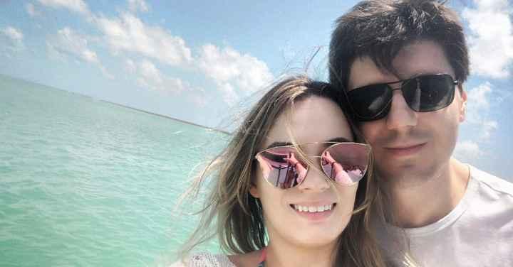 Minha lua de mel em em Alagoas (japaratinga e Maceió) - 2