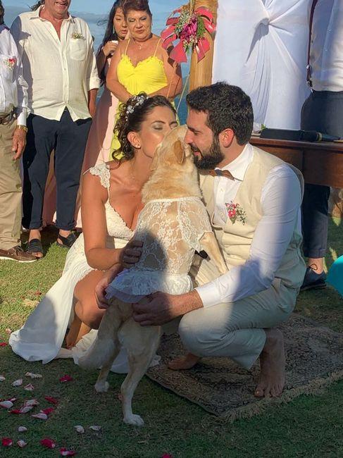 Casamentos reais 2019: o beijo no altar 8