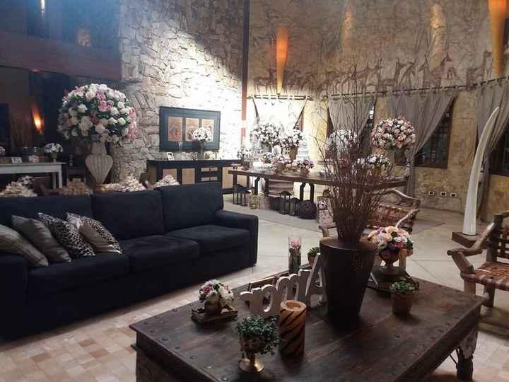 Lugar do sonho... Local do meu casamento: Espaço African House Garden - 5