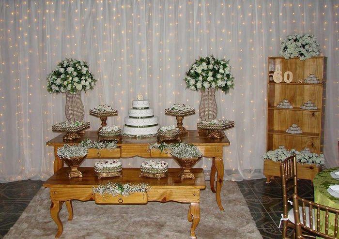 Minhas ideias - decoração casamento country. - 4