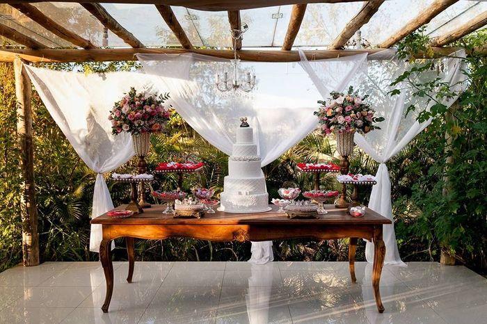 Minhas ideias - decoração casamento country. - 5