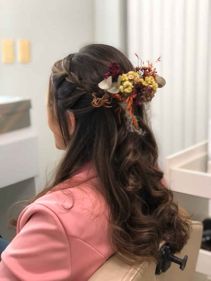 teste de cabelo e make ❤️✨ - 8