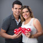 Shirlene Fernandes e Luciel Reinaldo