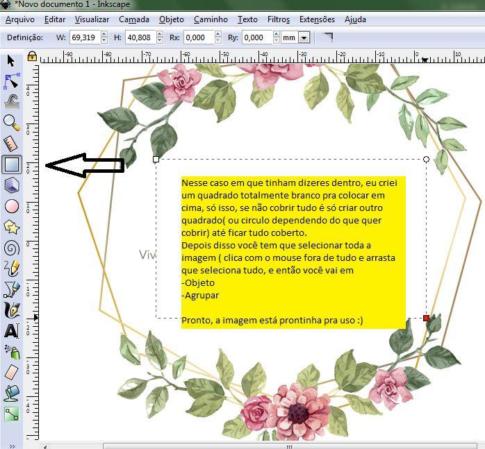 Tutorial para criar a arte do seu convite (ou qq item de papelaria também) #diy #convite #arte ♥ 5
