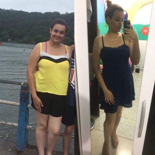 como bajar de peso 20 kilos en dos meses y dias