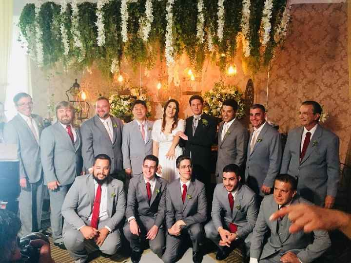 Casamos no religioso - 15.09.2018 - 11