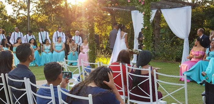 Meu casamento dos Sonhos #dal&yara 11