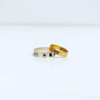 Anel solitário ou aliança comum para noivado? E aliança de casamento, usar ou não? 1