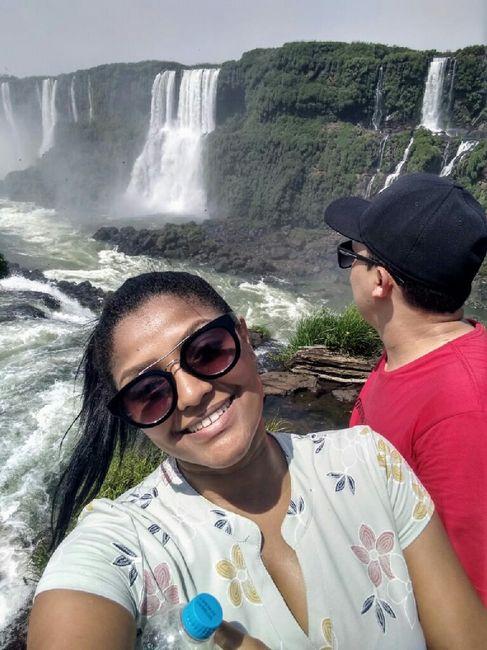 1° Viagem casados - Foz do Iguaçu -💗💙 3