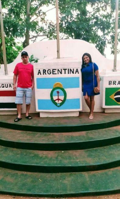 1° Viagem casados - Foz do Iguaçu -💗💙 5
