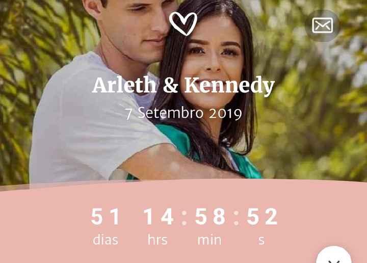 Noivos que se casam  em 7 de Setembro de 2019 em Espírito Santo - 1