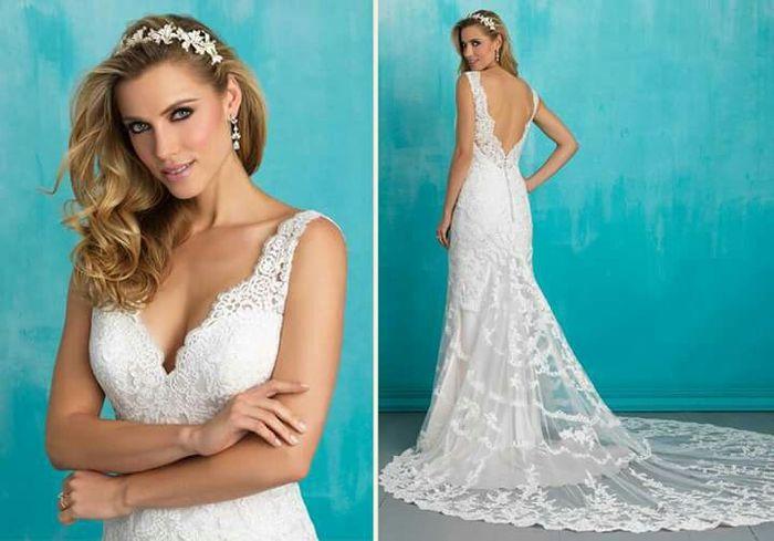 69cf1dfe8c Vestidos de noiva da Internovias (promoção)