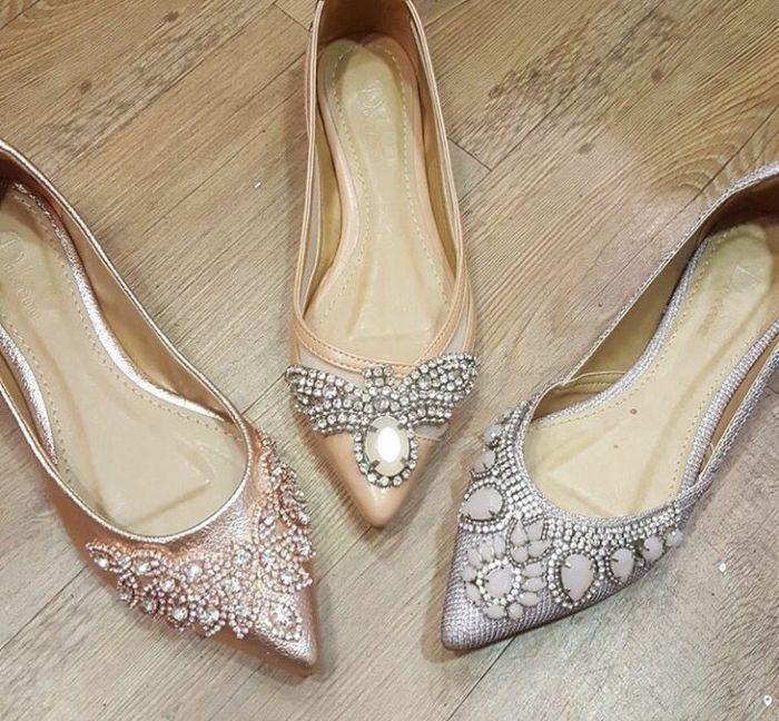 8efd61c5e #casamentomobem - Noiva de sapatilha 👰🏻 1