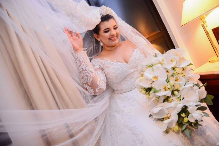 1ª foto oficial - a noiva - #casamentomobem 1