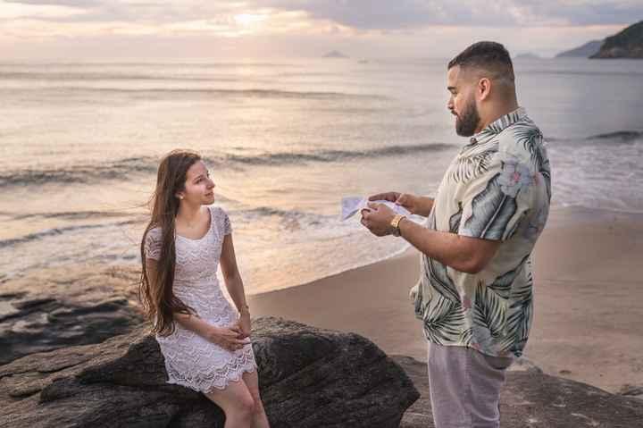 Agora é oficial, estou noiva de verdade em 16/01/21 - 3
