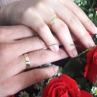 Alianças de noivadoo *-*