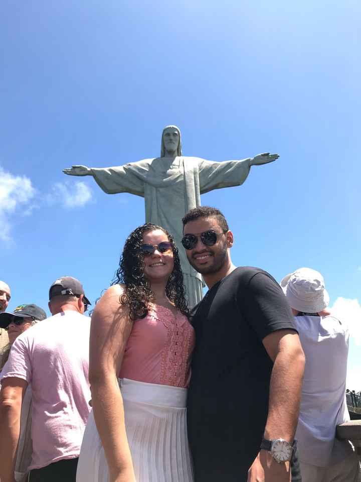 Lua de mel no Rio de Janeiro - 4