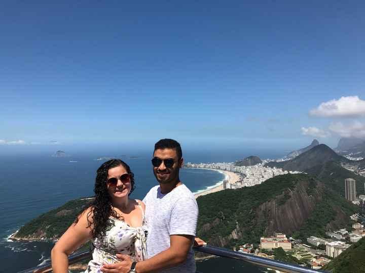Lua de mel no Rio de Janeiro - 6