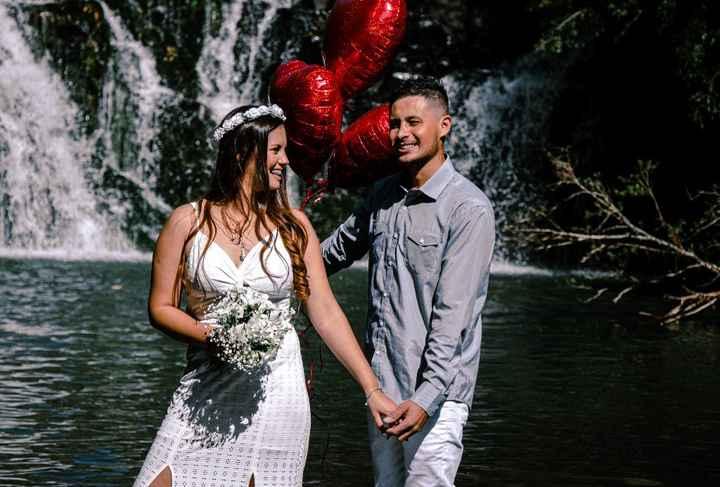 Ensaio pré-wedding - 4