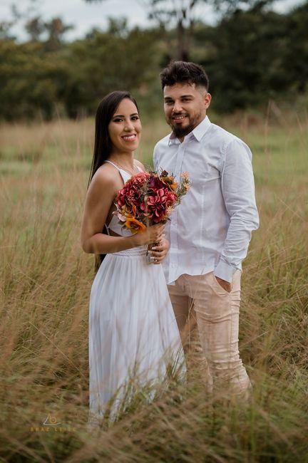 Ensaio Pré Wedding 7
