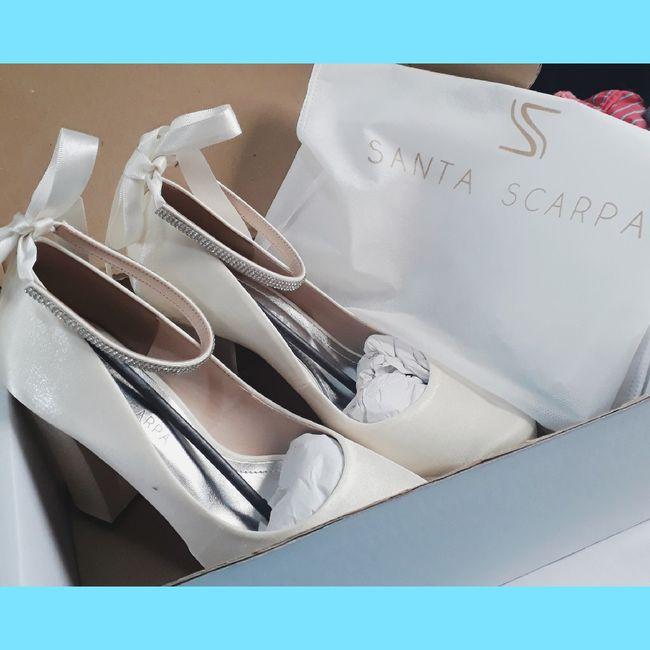 Meu Sapato de Noiva 👰🏼 1
