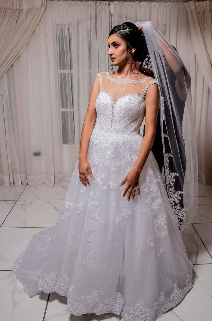 Casamentos reais 2019: o vestido (frente) - 1
