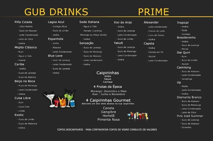 Quanto você pagaria por este... bar de drinks? 4