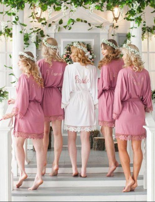 Minhas escolhas para o dia de noiva - Aline - 1