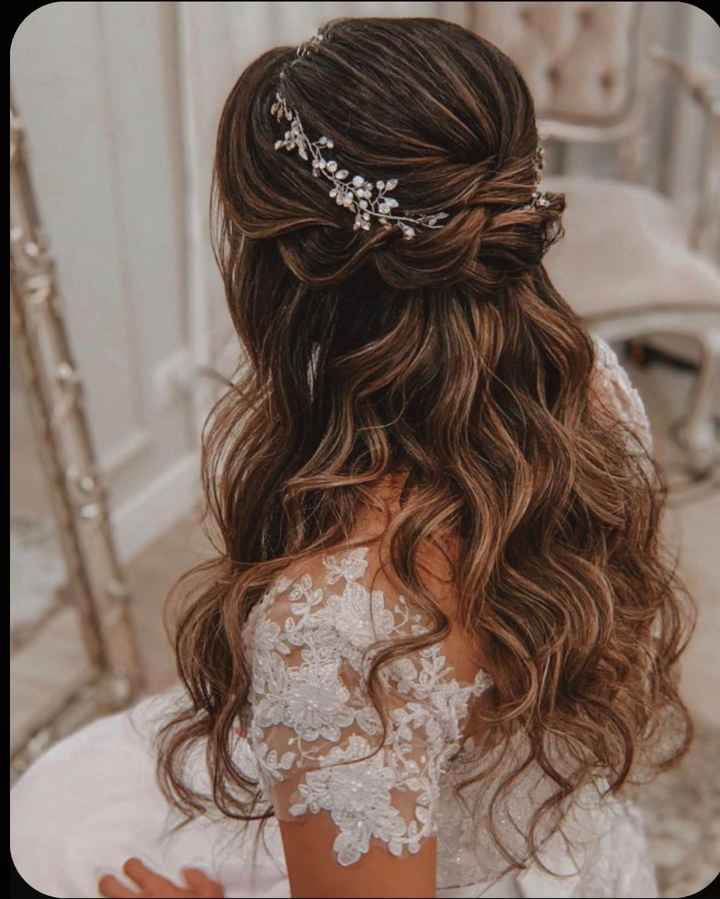 Minhas escolhas para o dia de noiva - Aline - 2