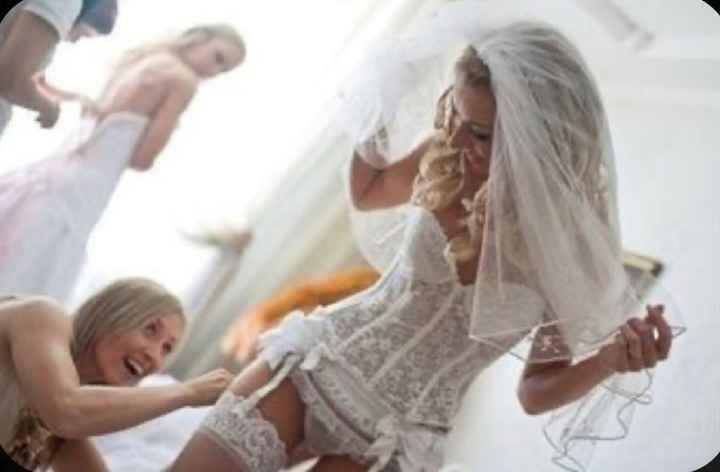 Minhas escolhas para o dia de noiva - Aline - 4
