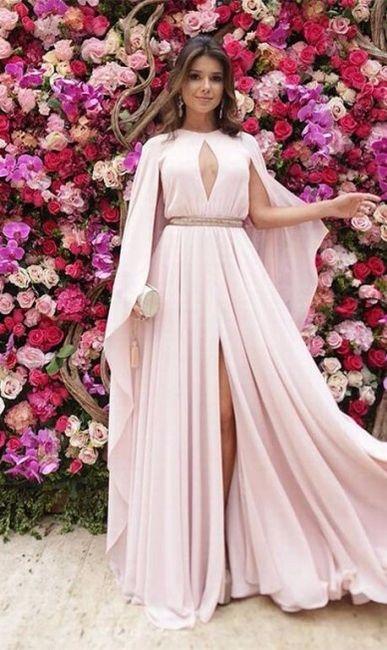 vestido das madrinhas