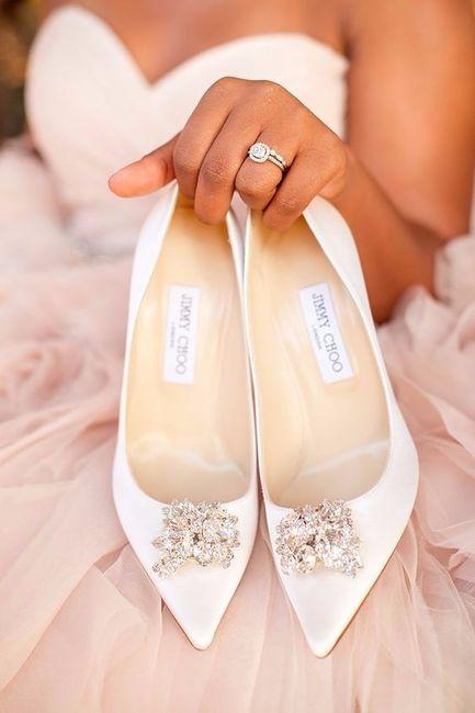 Quais sapatos você mais gosta? 4