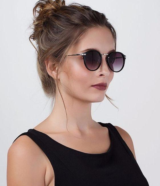 A mala da lua de mel: óculos de sol 1