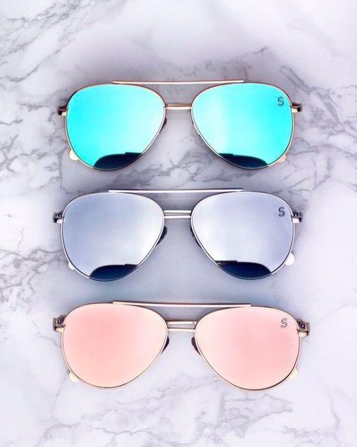 A mala da lua de mel: óculos de sol 2
